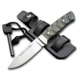 Cuchillo Muela Kodiak 10GM Sanvik 14C28N