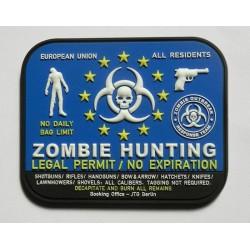 Parche JTG Zombie Hunting