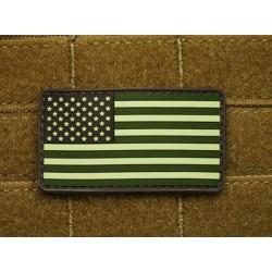 Parche JTG Bandera USA Verde