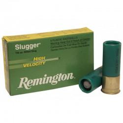 Cartucho Remington 12/76 Slugger High Velocity