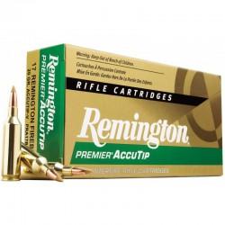 Munición Remington 22-250 Premier Accutip-V