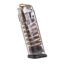 Cargador ETS Glock 17 Transparente
