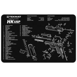 Alfombrilla TekMat H&K USP