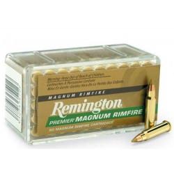 Munición Remington .17 HMR 17 Accutip-V