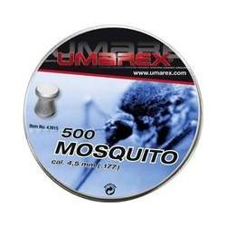 Balín Umarex Mosquito 4.5 mm 500 und.