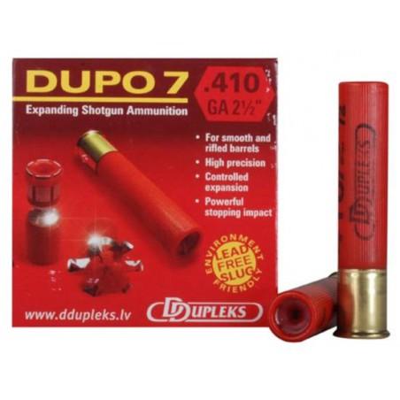 Cartucho Dupleks 410 DUPO 7