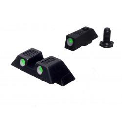 Alza y Punto de Mira Glock Tritium