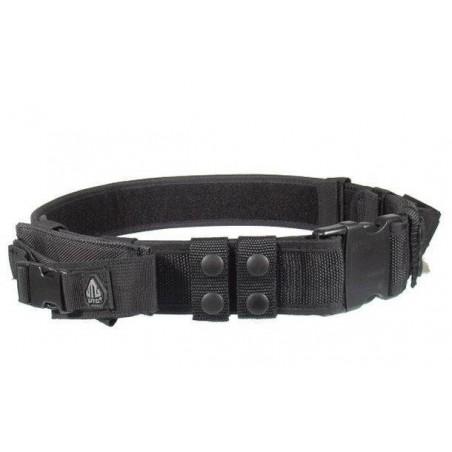 Cinturón Leapers Heavy Duty Elite Black