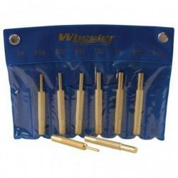 Set Wheeler Botadores Latón
