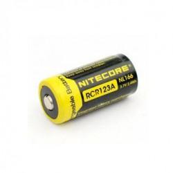 Batería Nitecore NL 166 CR123