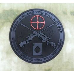 Posavasos JTG Sniper Negro