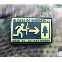 Parche JTG Emergency