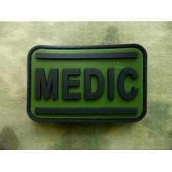 Parche JTG Medic Verde