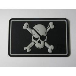 Parche JTG Calavera Pirata