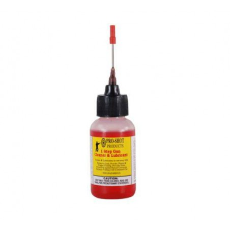 Disolvente Plomo Pro-Shot Cleaner&Lubricant 1 oz.