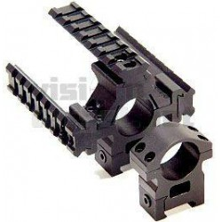 Anillas Leapers Deluxe Tactical Tri-rail