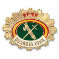 Placa Albainox Guardia Civil