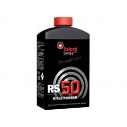 Pólvora Reload Swiss RS50 1 Kg
