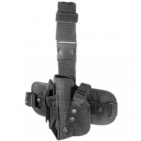 Funda Leapers Pistola OPS Tactical Black LH