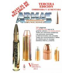 Libro Manual de Recarga de Armas y Municiones