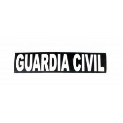 Parche MTP Guardia Civil...