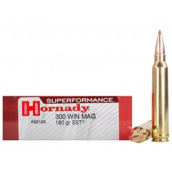 Munición Hornady .300 WM...
