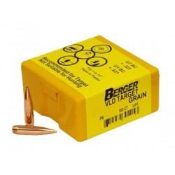 Puntas Berger .30-185 Match Target VLD
