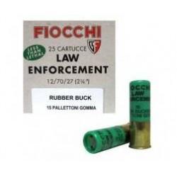 Cartucho Fiocchi .12 Alarma