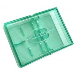 Caja LEE Plástico 2 Dies Verde