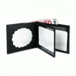 Cartera Pielcu Porta-Placa Cuero Standard Billeter