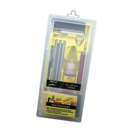 Kit Limpieza Pro-Shot Premium Classic .38/.357/9 m