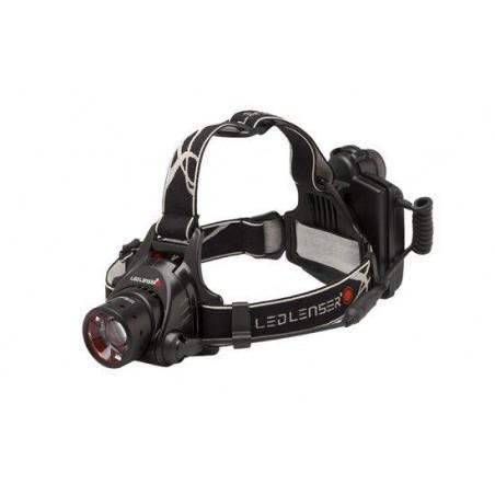 Linterna Led Lenser H14R.2 Frontal 850 Lumens