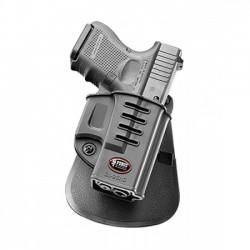 Funda Fobus Paddle Glock 26 Zurdo
