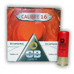 Cartucho GB 16 Caza 28 gr 7