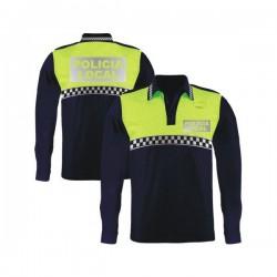 Polo MTP Policía Local Manga Larga
