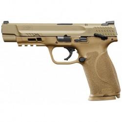 """Pistola Smith&Wesson M&P9 M2.0 5"""" Tan"""