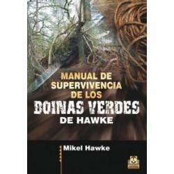 Libro Manual de Supervivencia de los Boinas Verdes