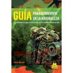 Libro Guía para Sobrevivir en la Naturaleza