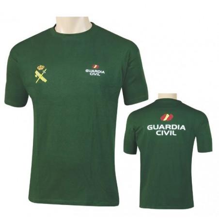 Camiseta Foraventure Guardia Civil
