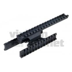 Montura Leapers Mosin Nagant Tactical Tri-Rail