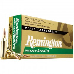 Munición Remington .222 Rem Accutip