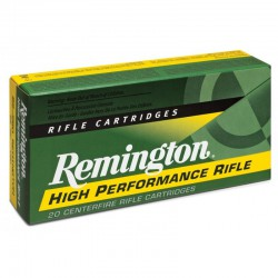 Munición Remington 243 Win. Core Lokt