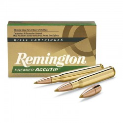 Munición Remington .308 Win 165 Accutip