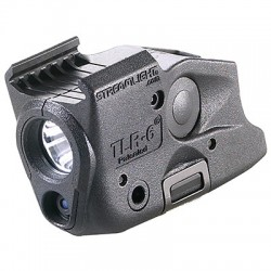 Linterna Streamlight TLR-6 Láser Red