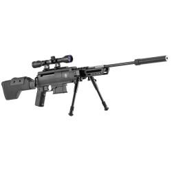Carabina Black Ops Sniper CO2 4.5
