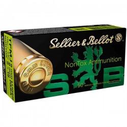 Munición Sellier&Bellot 9x19 Pb 124 SP NONTOX