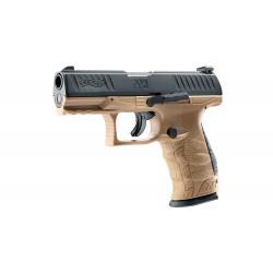 Pistola Umarex Walther PPQ T4E .43 Tan