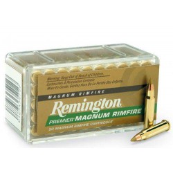 Munición Remington .17 HMR 17 Accutip-V