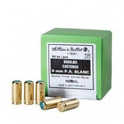 Munición Sellier&Bellot 9 PAK Pistola Fogueo