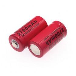 Batería Tablada Recargable CR123A